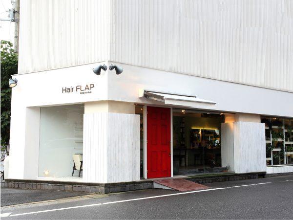 出典:Hair FLAP bayarea公式サイト